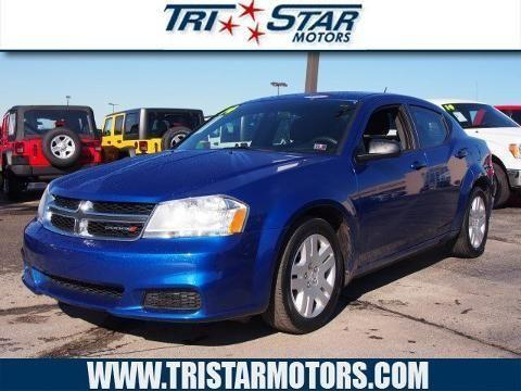 2014 Dodge Avenger 4 Door Sedan For Sale In Blairsville