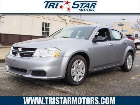 2014 DODGE AVENGER 4 DOOR SEDAN for Sale in Blairsville ...