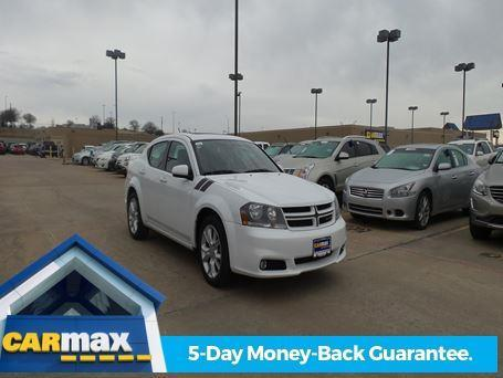 2014 dodge avenger r t r t 4dr sedan for sale in fort worth texas classified. Black Bedroom Furniture Sets. Home Design Ideas