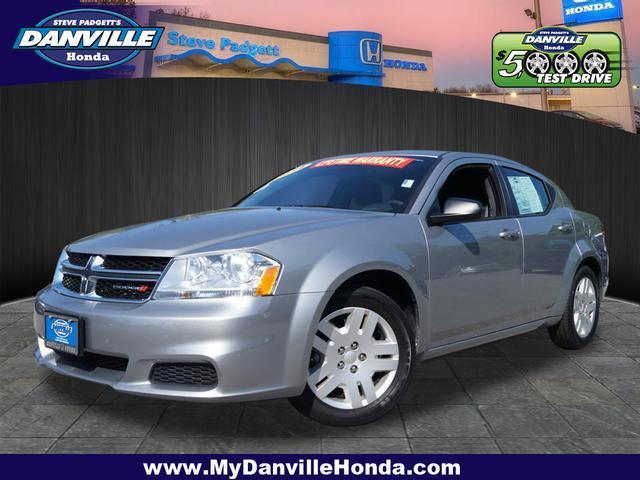 2014 Dodge Avenger SE Danville VA for Sale in Danville