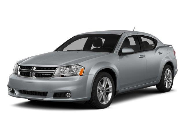 2014 Dodge Avenger SE SE 4dr Sedan