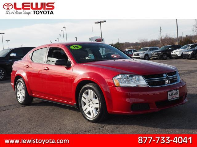 2014 dodge avenger se se 4dr sedan for sale in topeka. Black Bedroom Furniture Sets. Home Design Ideas