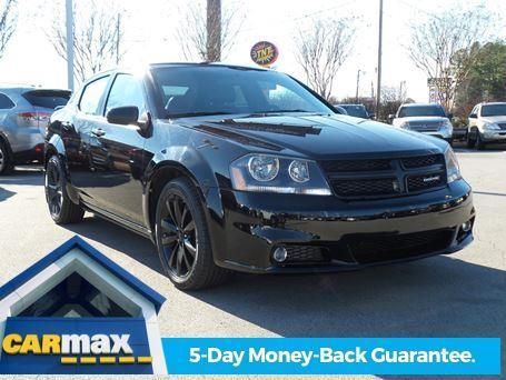 2014 Dodge Avenger SXT SXT 4dr Sedan