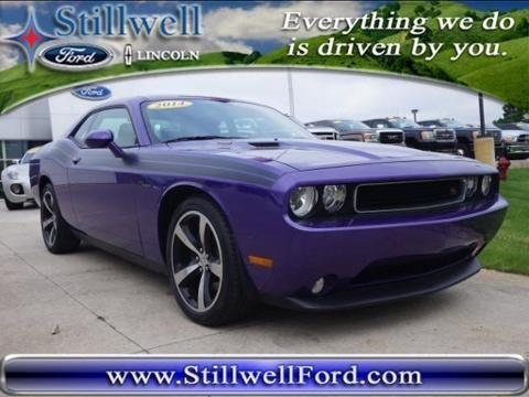 2014 dodge challenger 2 door coupe for sale in hillsdale michigan classified. Black Bedroom Furniture Sets. Home Design Ideas