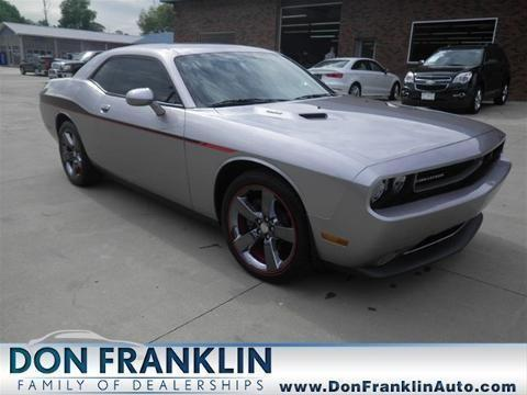 2014 dodge challenger 2 door coupe for sale in columbia kentucky classified. Black Bedroom Furniture Sets. Home Design Ideas