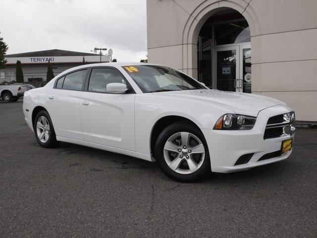 2014 dodge charger 4d sedan se for sale in monroe washington classified. Black Bedroom Furniture Sets. Home Design Ideas