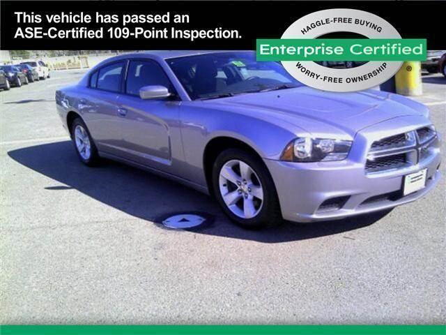 Enterprise Car Sale Dodge Charger