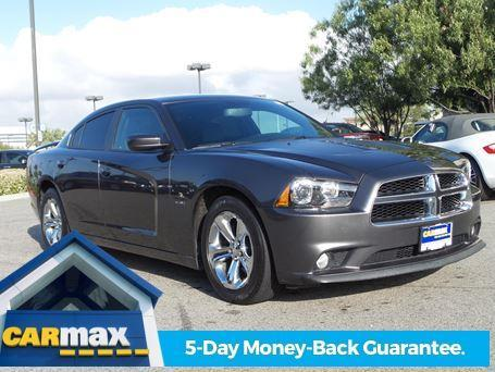 2014 Dodge Charger R/T Plus R/T Plus 4dr Sedan