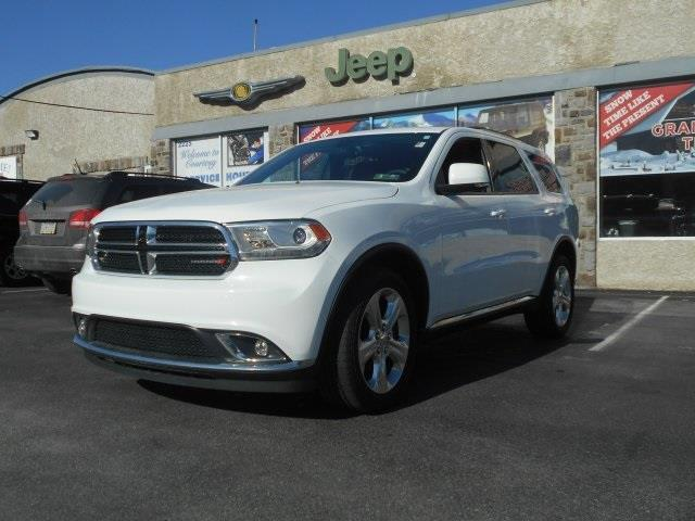 2014 dodge durango limited awd limited 4dr suv for sale in coatesville. Cars Review. Best American Auto & Cars Review