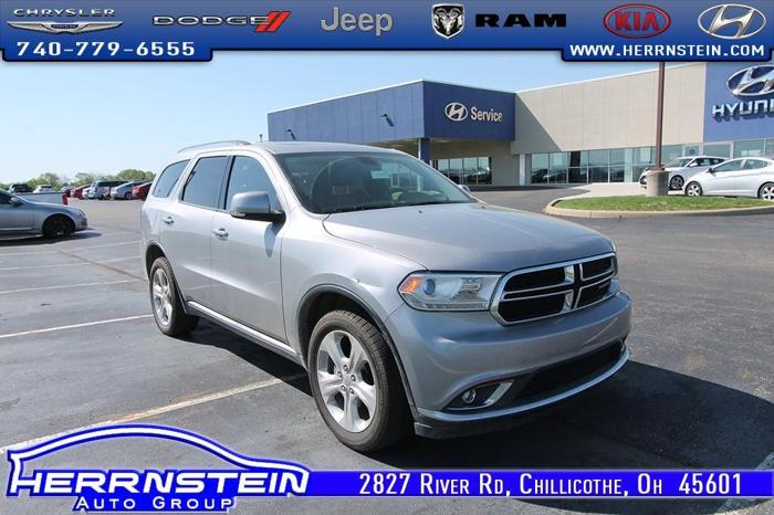 2014 dodge durango limited awd limited 4dr suv for sale in chillicothe ohio classified. Black Bedroom Furniture Sets. Home Design Ideas