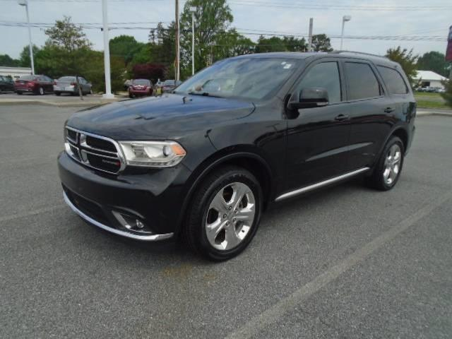 2014 dodge durango limited awd limited 4dr suv for sale in dover delaware classified. Black Bedroom Furniture Sets. Home Design Ideas