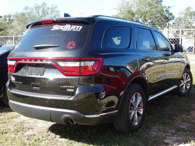 2014 Dodge Durango Limited Limited 4dr SUV