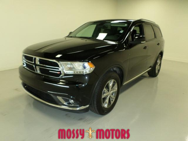 2014 Dodge Durango Limited New Orleans La For Sale In New