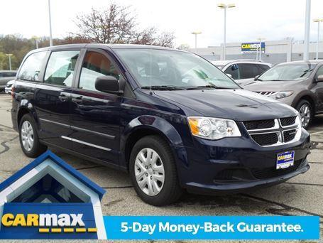 2014 Dodge Grand Caravan SE SE 4dr Mini-Van
