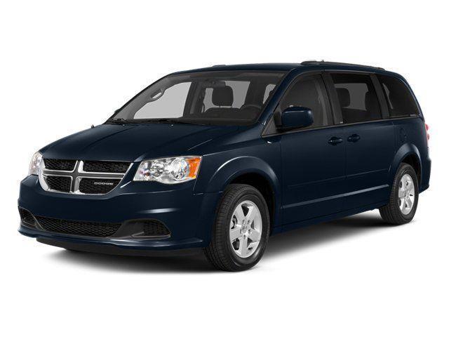 2014 Dodge Grand Caravan SXT SXT 4dr Mini-Van
