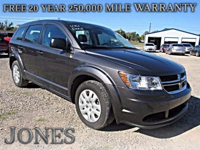 2014 Dodge Journey American Value Package American Value