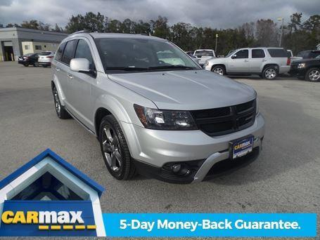 2014 Dodge Journey Crossroad AWD Crossroad 4dr SUV