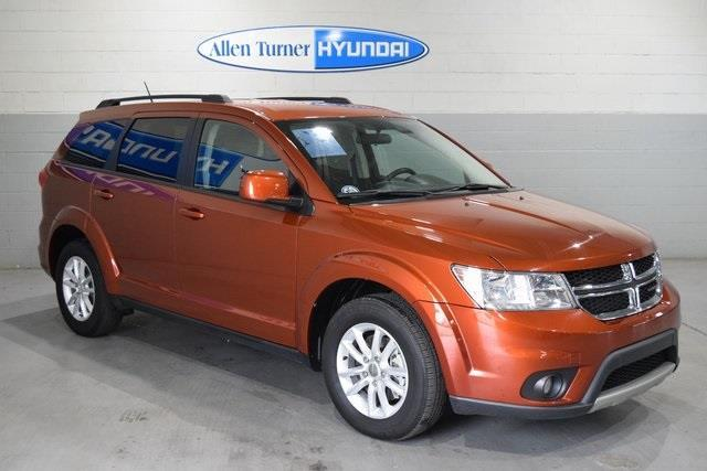 2014 Dodge Journey SXT SXT 4dr SUV