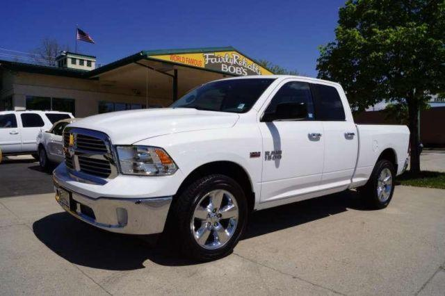 2014 dodge ram 1500 quad cab big horn for sale in boise idaho classified. Black Bedroom Furniture Sets. Home Design Ideas