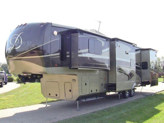 2014 drv tradition 390 fls front livingroom 5th wheel for sale in louisville kentucky for Front living room fifth wheel rv for sale