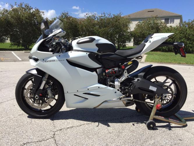 2014 ducati panigale 899 for sale in new york new york classified. Black Bedroom Furniture Sets. Home Design Ideas