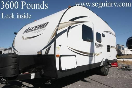 2014 Ever Green RV Ascend 191 RB - $17995