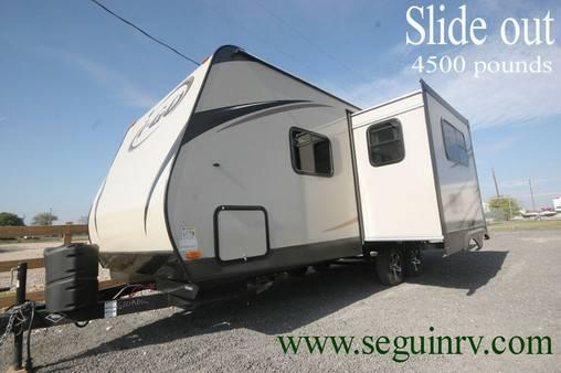 2014 Ever Green RV i-Go 221RBSL - $20995