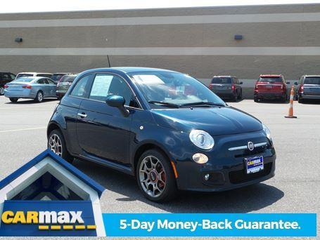2014 fiat 500 sport sport 2dr hatchback for sale in newark. Black Bedroom Furniture Sets. Home Design Ideas