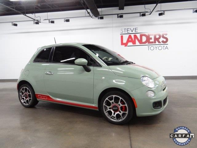 2014 fiat 500 sport sport 2dr hatchback for sale in little. Black Bedroom Furniture Sets. Home Design Ideas