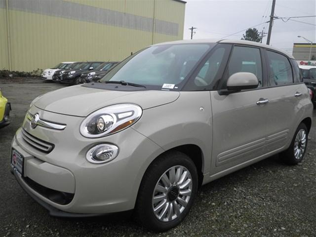 2014 fiat 500l easy 4dr hatchback for sale in tacoma. Black Bedroom Furniture Sets. Home Design Ideas