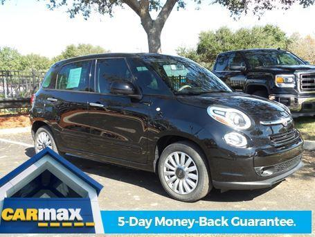 2014 fiat 500l easy easy 4dr hatchback for sale in tampa. Black Bedroom Furniture Sets. Home Design Ideas