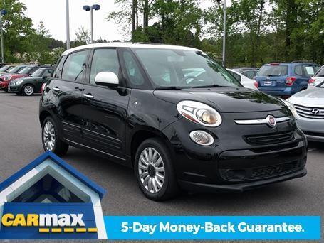 2014 fiat 500l easy easy 4dr hatchback for sale in raleigh. Black Bedroom Furniture Sets. Home Design Ideas