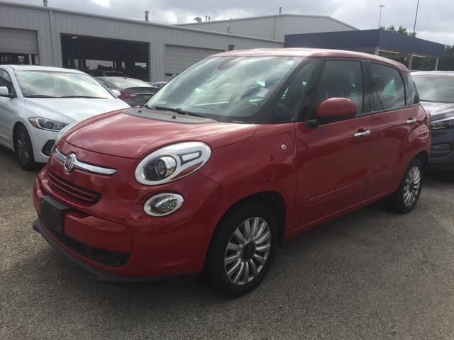 2014 fiat 500l easy easy 4dr hatchback for sale in austin. Black Bedroom Furniture Sets. Home Design Ideas