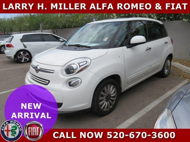2014 fiat 500l easy easy 4dr hatchback for sale in tucson. Black Bedroom Furniture Sets. Home Design Ideas