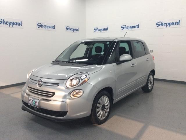 2014 fiat 500l easy easy 4dr hatchback for sale in eugene. Black Bedroom Furniture Sets. Home Design Ideas