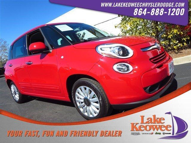 2014 fiat 500l easy seneca sc for sale in seneca south. Black Bedroom Furniture Sets. Home Design Ideas