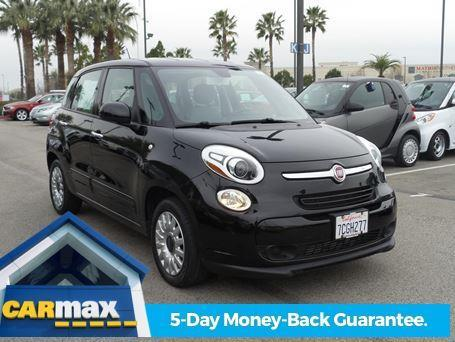 2014 FIAT 500L Pop Pop 4dr Hatchback