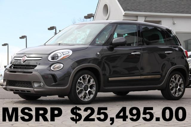 2014 fiat 500l trekking 4dr hatchback for sale in. Black Bedroom Furniture Sets. Home Design Ideas