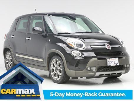 2014 fiat 500l trekking trekking 4dr hatchback for sale in. Black Bedroom Furniture Sets. Home Design Ideas