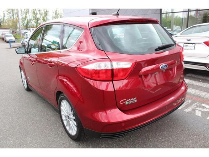 2014 Ford C Max Energi Sel Sel 4dr Wagon For Sale In