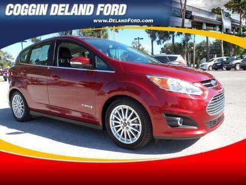2014 FORD C-MAX HYBRID 4 DOOR HATCHBACK