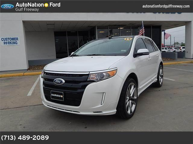 2014 ford edge for sale in houston texas classified. Black Bedroom Furniture Sets. Home Design Ideas
