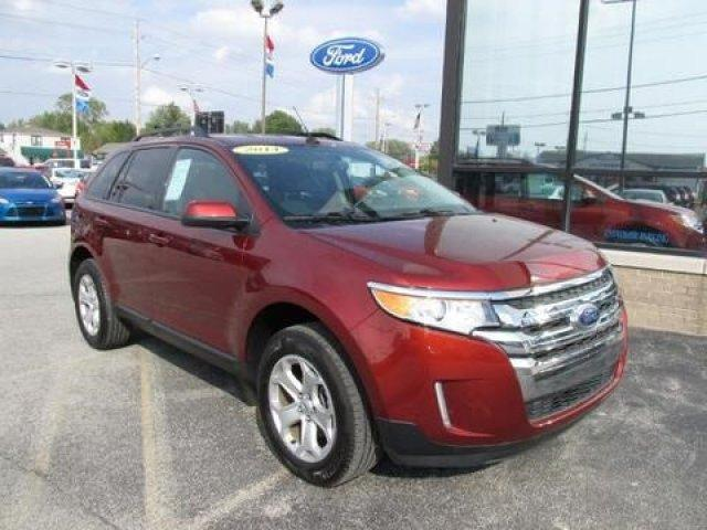 2014 ford edge awd sel 4dr suv for sale in indianapolis indiana classified. Black Bedroom Furniture Sets. Home Design Ideas