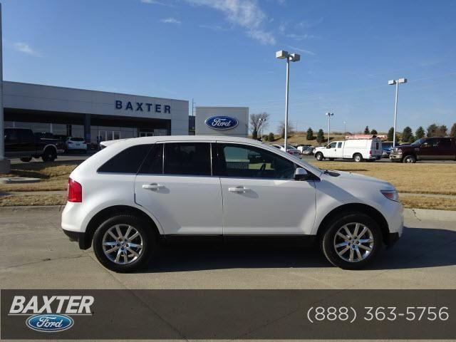 2014 Ford Edge Crossover AWD Limited