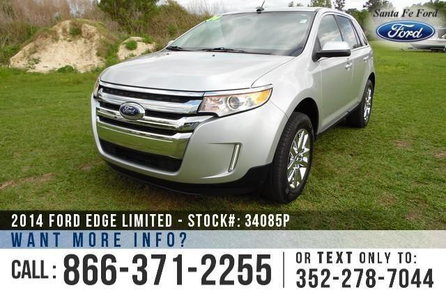 2014 Ford Edge Limited - 32K Miles - On-site Financing!