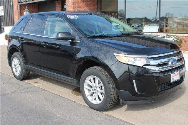 2014 ford edge limited awd for sale in monroe wisconsin classified. Black Bedroom Furniture Sets. Home Design Ideas