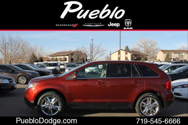 2014 Ford Edge Limited AWD Limited 4dr SUV