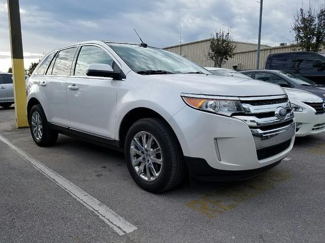 2014 ford edge limited limited 4dr suv for sale in jacksonville florida classified. Black Bedroom Furniture Sets. Home Design Ideas