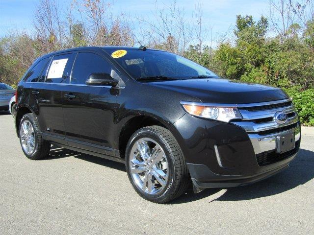 2014 Ford Edge Limited Limited 4dr SUV