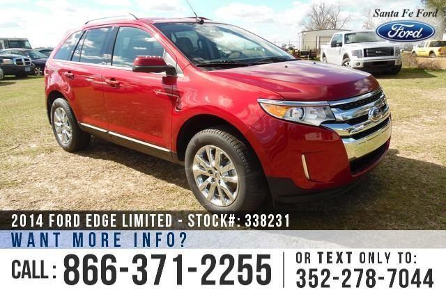 2014 Ford Edge Limited - Sticker $38,670 - YOUR PRICE